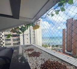 Apartamento à venda no Mucuripe, vista mar com 272m2