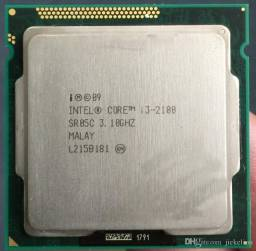 Processador intel core I3-2100