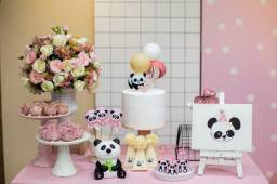 Decoração festa panda Niterói