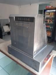 Máquina  registradora decoração