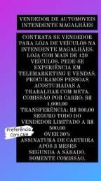 VENDEDOR DE AUTOMOVEIS