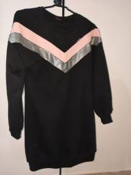 Vestido de moletom