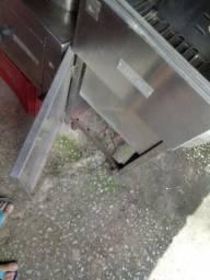 Maquina de fritura industrial croydon