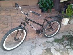 Bike aro 26 de garupa