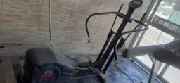 Kit equipamentos de Musculação