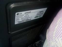Tv lg plasma 42 polegadas sem conversor