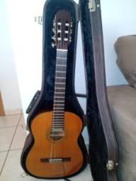 Violão Eagle DH69 NT + Estojo + Cabo Guitarra 0,30mm