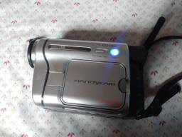 Câmera usada só uma vez semi nova