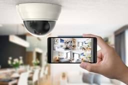 :: Câmeras de Segurança Cftv, Alarmes, Porteiro Eletronico com e sem fio :::