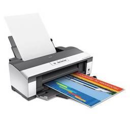 Impressora Epson Jato de Tinta A3+ com bulk