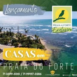 Praia do Forte Exclusive- Super Lançamento