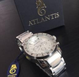 Relógio Atlantis Original Modelo BVLGARI