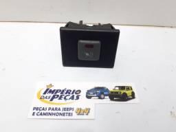 Botão Interruptor Alarme S10 Blazer 95/00 Original * #15661
