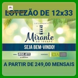 Título do anúncio: Loteamento Mirante do Iguape!!!!!