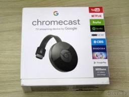 Chromecast 2 original Google - completo