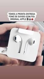 Fone de ouvido Apple com fio (Cacoal)