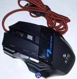 Mouse KTS X7 7 Botões<br>
