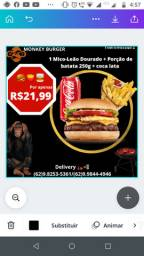 ?Promoções Burgers? ??