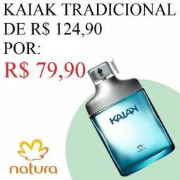 Perfume Natura Kaiak Tradicional 100ml (Novo, na embalagem) Pronta entrega / Peça única