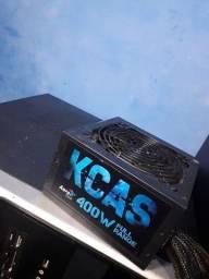 Fonte kcas 400W com defeito
