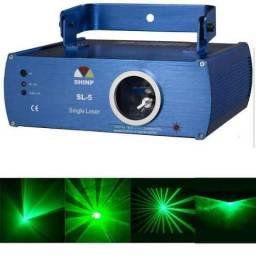 Laser Sl-5 De 50 Mw Verde