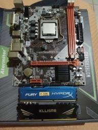 Kit Intel, kllisre b75 lga 1155