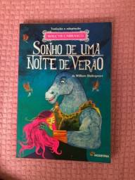 Livro: Sonho de uma noite de verão