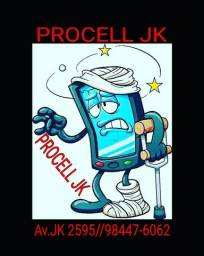 Conserto celular