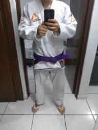 Kimono jiu-jitsu A-2 100,00 reais