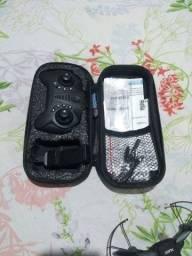 Mini drone filma HD