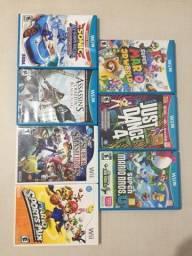 Jogos para Wii U