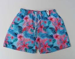 ? Shorts Moda Praia Masculino Tamanho M e G