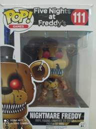 Boneco Pop Original five nights at Freddy's