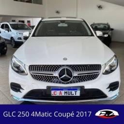 Mercedes Benz GLC 250 4Matic Coupé Aceito trocas e Financio