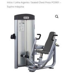 Supino máquina importado