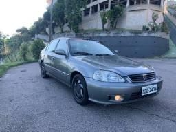 Honda Civic EX Vtec ano 2000 - automático