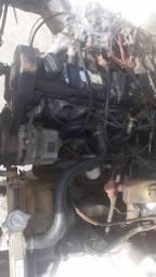 Motor e caixa AP 1.8 gasolina