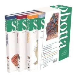 Atlas de Anatomia Humana - 3 Volumes (Português) Capa dura