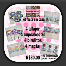 Kits de Chocolates personalizados