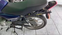 Bau para moto