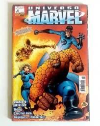 Universo Marvel n. 1   [Marvel | HQ Gibi Quadrinhos]