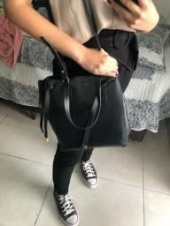 Bolsa SCHUTZ ORIGINAL de couro