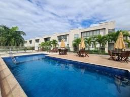 Excelente Casa Triplex 4 qts Condomínio Fechado Mata Da Praia