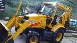 Nando..randon 4*4 2010 retro .retro escavadeira