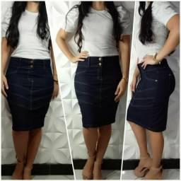 Kit 10 saias Jeans Evangélica direto da fábrica para vender