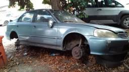Honda Civic para desmonte