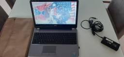 Notebook I7 Dell Inspiron 15r 5537