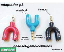 adaptador p3