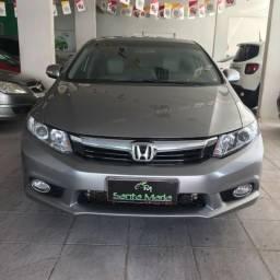 Honda Civic LXR 2.0 i-VTEC (Aut) (Flex) 2013 - 2014