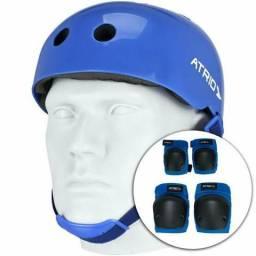 Bicicleta kit proteção